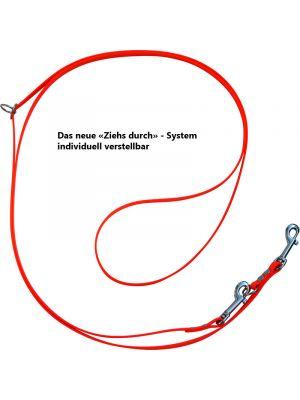 Führleine, individuell, BioThane® - Superflex