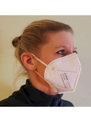 Atemschutzmaske FFP2 KN95 ohne Ventil - einzeln verpackt